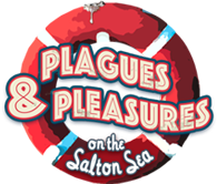 Plagues and Pleasures Logo
